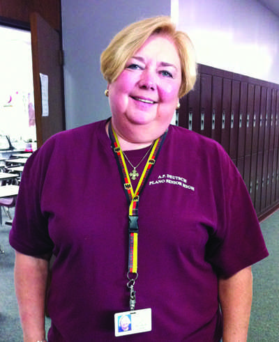 Farewell to retiring teachers: Elizabeth Smith