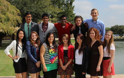 Get to know the Homecoming Court