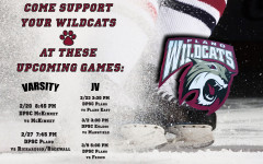 Varsity & JV hockey game schedule