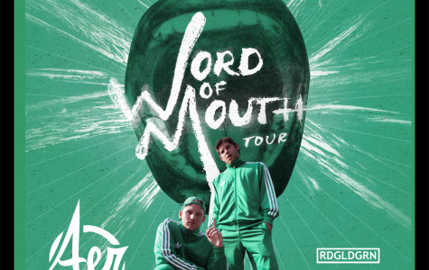 Don't miss the Aer concert: March 15!