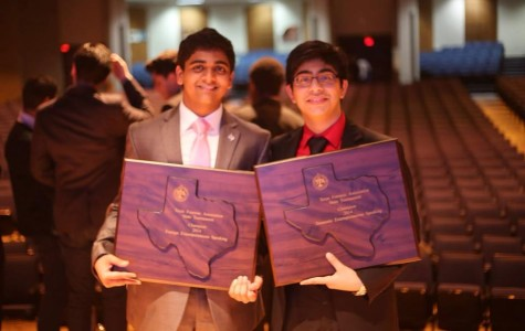Speech and debate members earn top honors at UIL state, TFA
