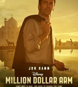 """Million Dollar Arm"" defies sports film stereotype"