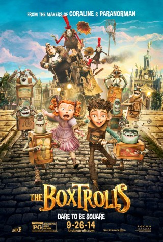 """The Boxtrolls"" excites the child inside"