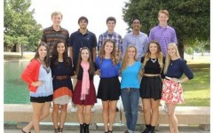 Homecoming court nominees 2014