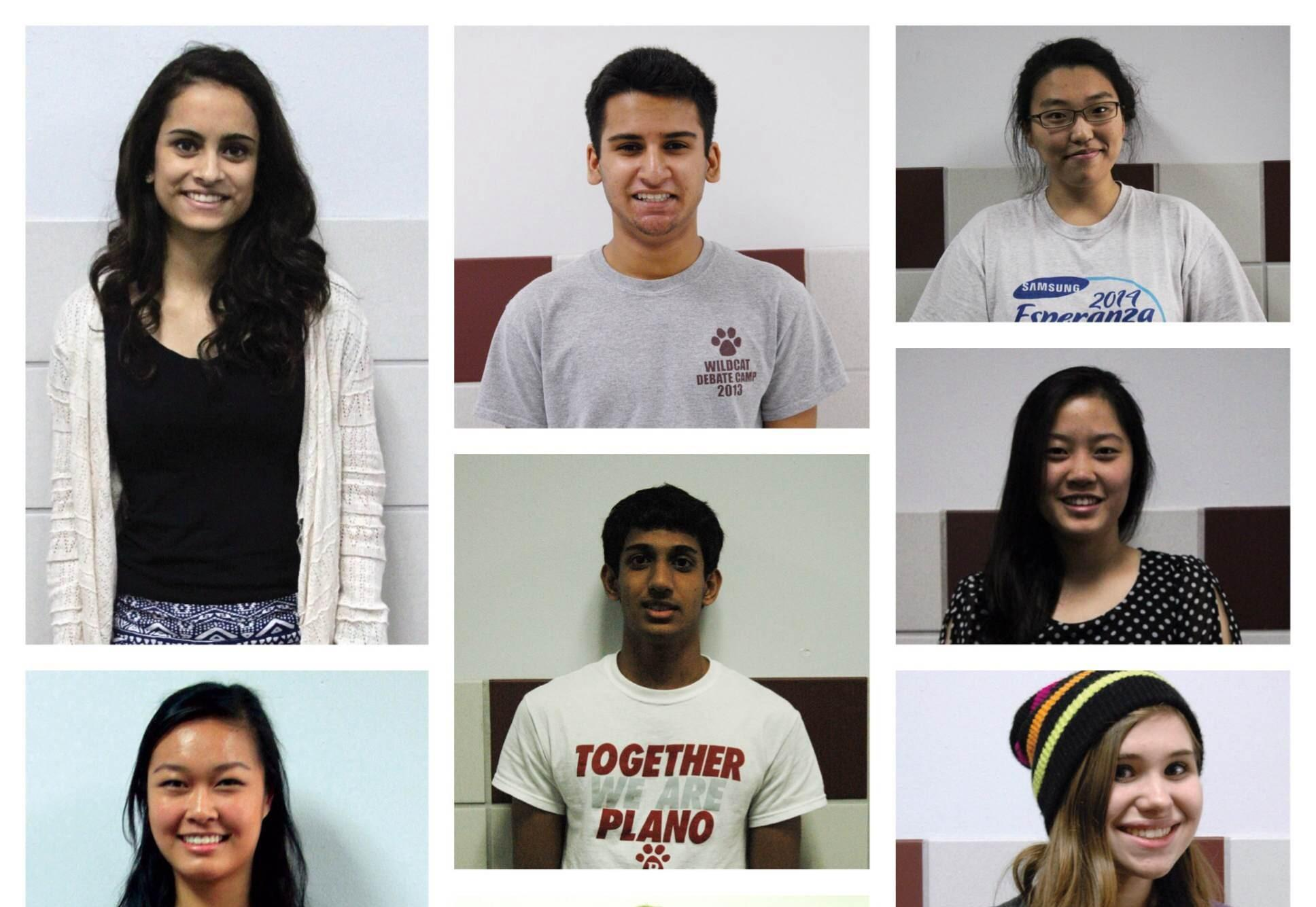 National Merit semifinalists reflect on achievement
