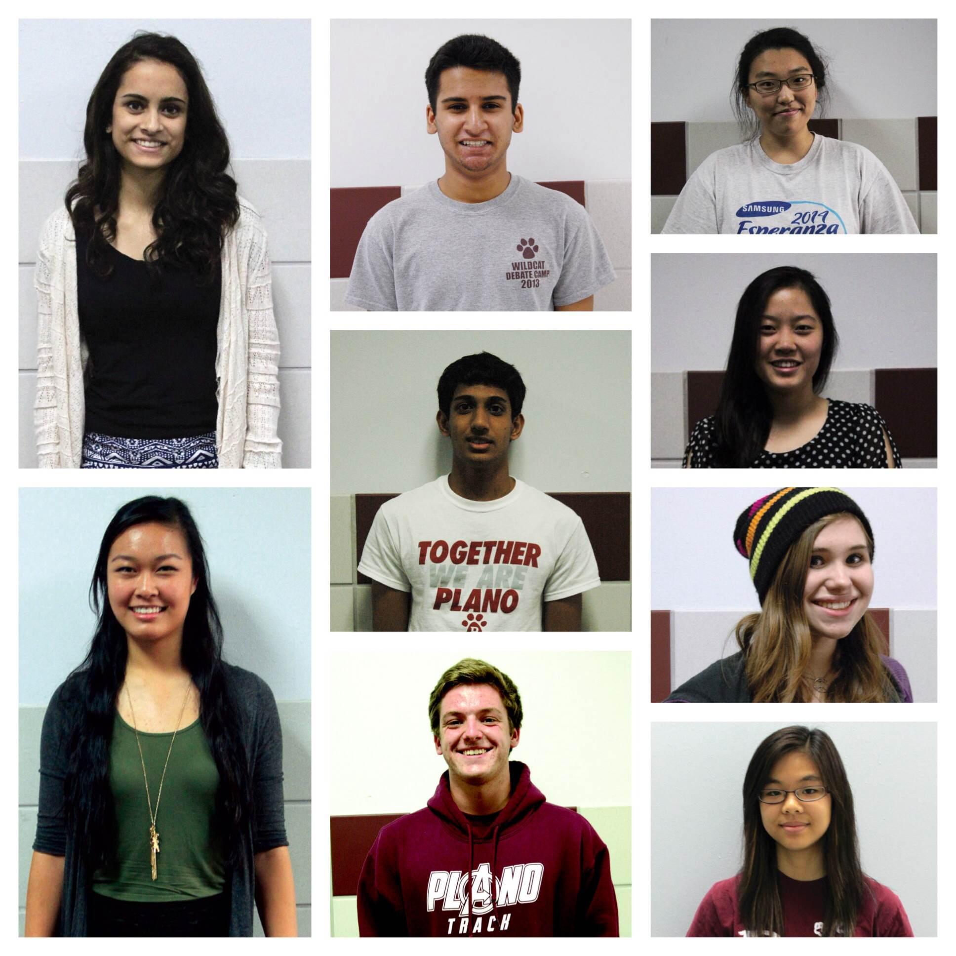 National Merit semifinalists reflect on achievement