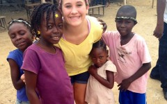 Spreading the love: Students embark on mission trips