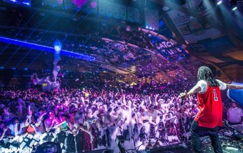 """""""Foam N' Glow"""" rave promises fun for Halloween"""