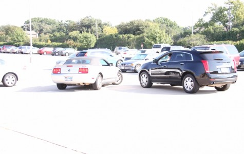 Parking predicaments: Student drivers find themselves in a tight spot