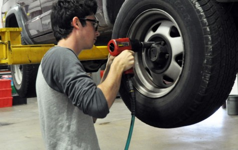 Doing the dirty work: Future technicians discuss careers in cars