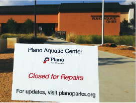 Ongoing PAC renovations continue to cause problems for swim team
