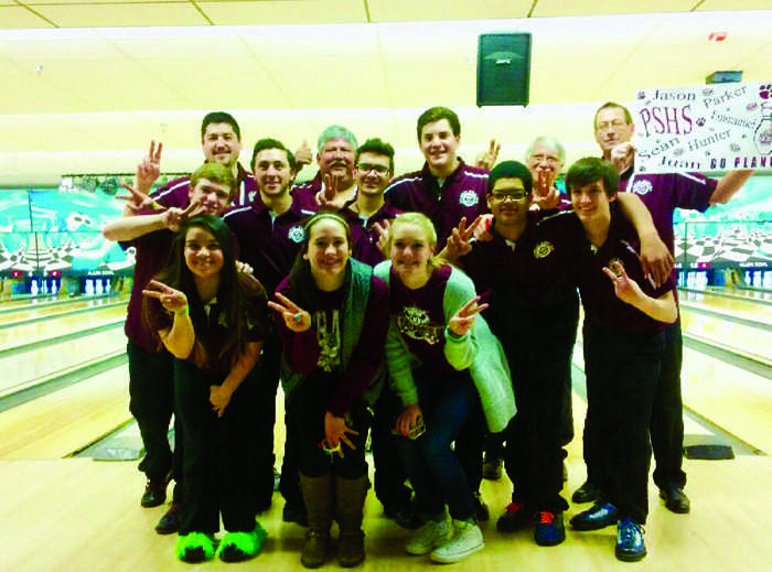 On the lane to victory: Bowling team advances to state tournament