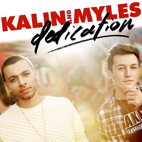 "Kalin and Myles pour out their ""Dedication"""
