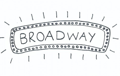 Choir's  big Broadway finale