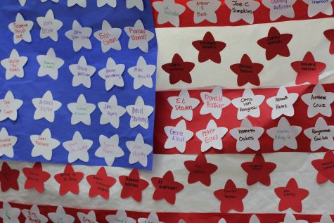 Student Congress Honors Veterans Day