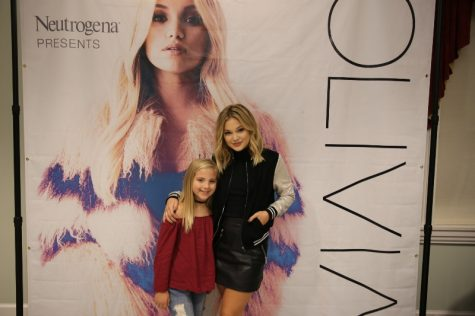 Olivia Holt Tour Doesn't Disappoint