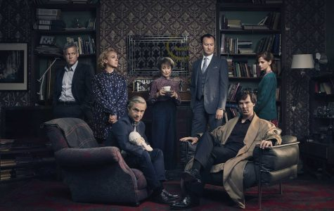 Sherlock returns with new season
