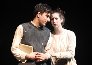One-act advances to districts