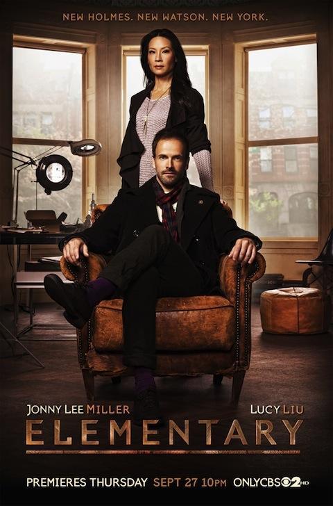 It's Elementary, my dear Watson: Review of CBS show Elementary