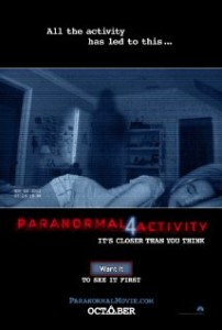 'Paranormal Activity 4' review