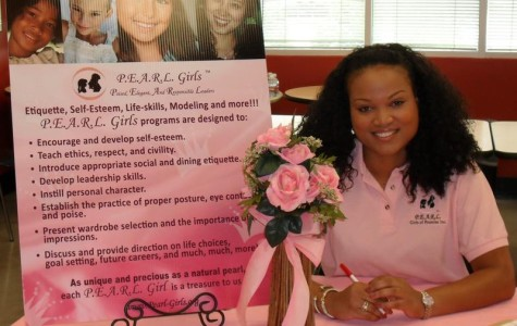 Polishing pearls: Counselor runs confidence-boosting program for girls