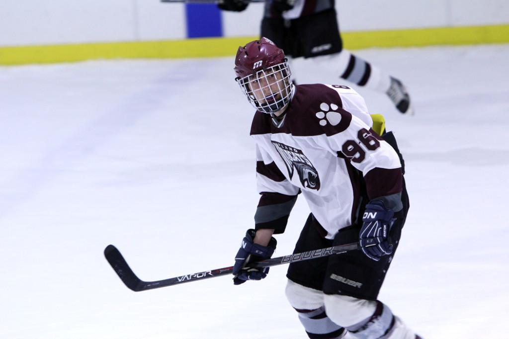Hockey team attacks Arlington Attack