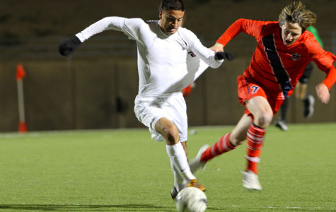 Boys' soccer loses to McKinney Boyd