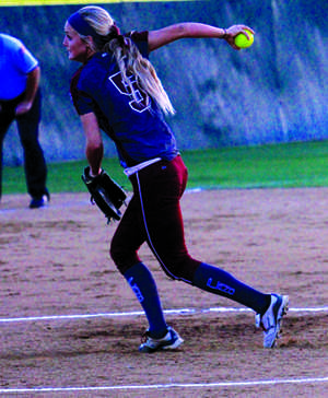 Softball swings into playoffs