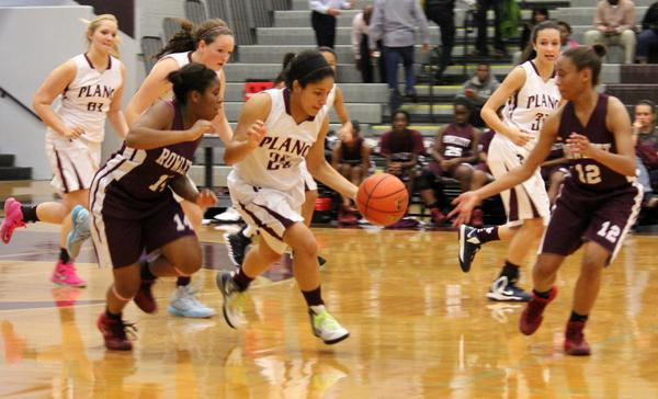 Varsity Girls Basketball: Plano vs. Rowlett Recap