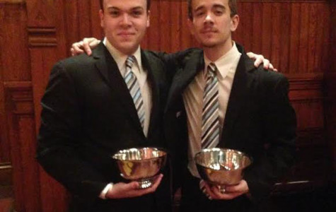 Speech duo wins 4th place at Harvard tournament