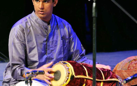 Mastering the mridangam: student selected for 2014 Young Masters program