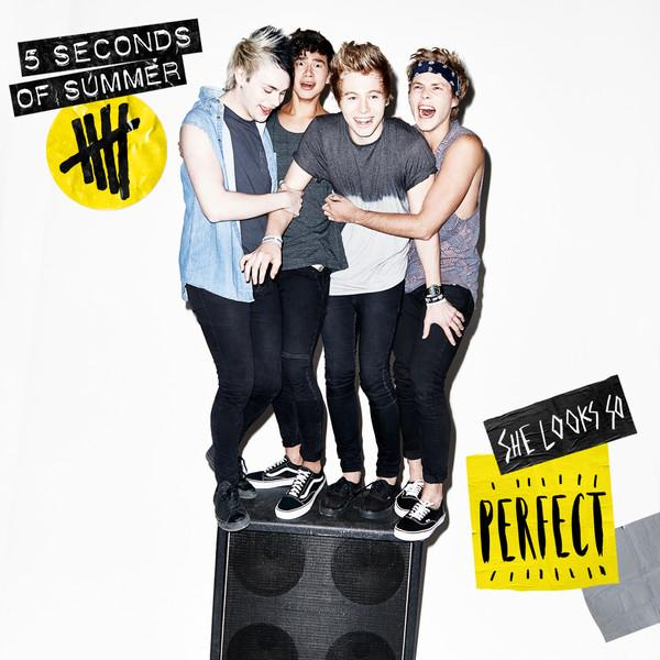 5 Seconds of Summer - She Looks so Perfect EP