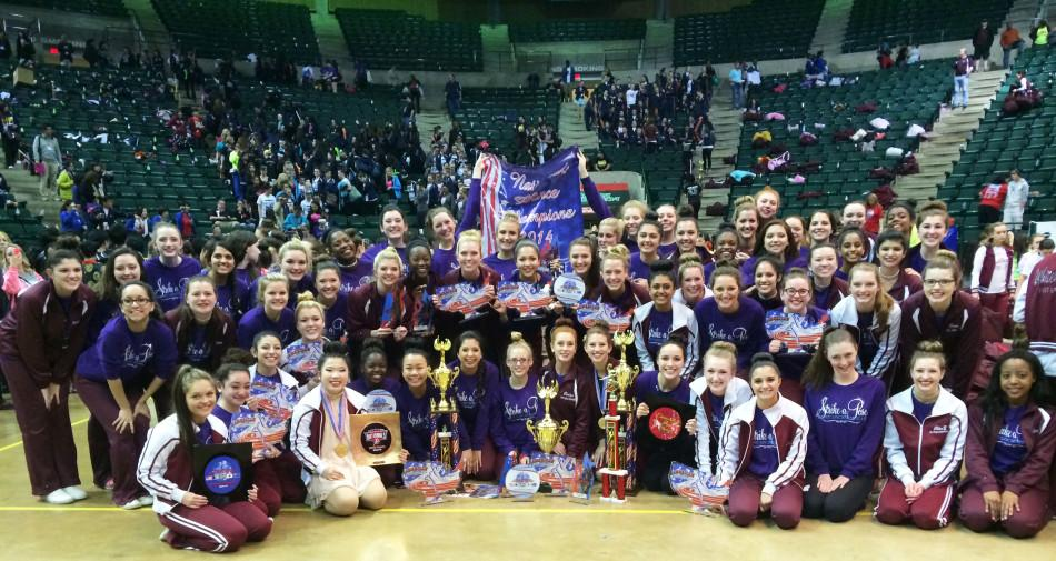 Planoettes win Drill Team National Competition