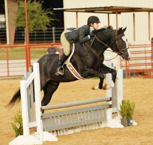 Unspoken friendship: Horseback riders pursue passion for riding