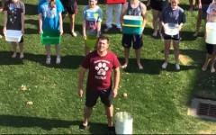 Video: Theatre department takes on ALS Ice Bucket Challenge