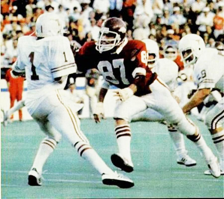 From Wildcat to Razorback: Ex-NFL player reflects on time at