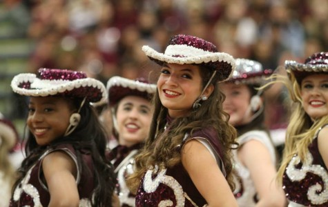 Drill team faces antagonism from student section
