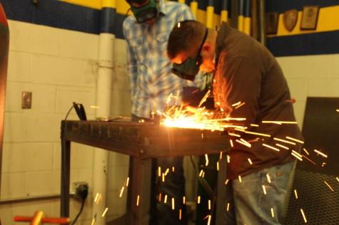 Agricultural Mechanics course encourages DIY mindset among students