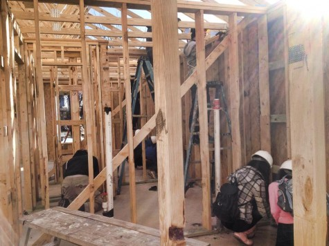 Building for the better: Habitat for Humanity hosts annual coin drive