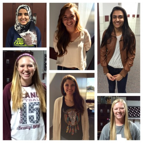 Words of wisdom: Seniors share favorite classes
