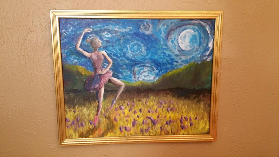 One of Arangos French art pieces.
