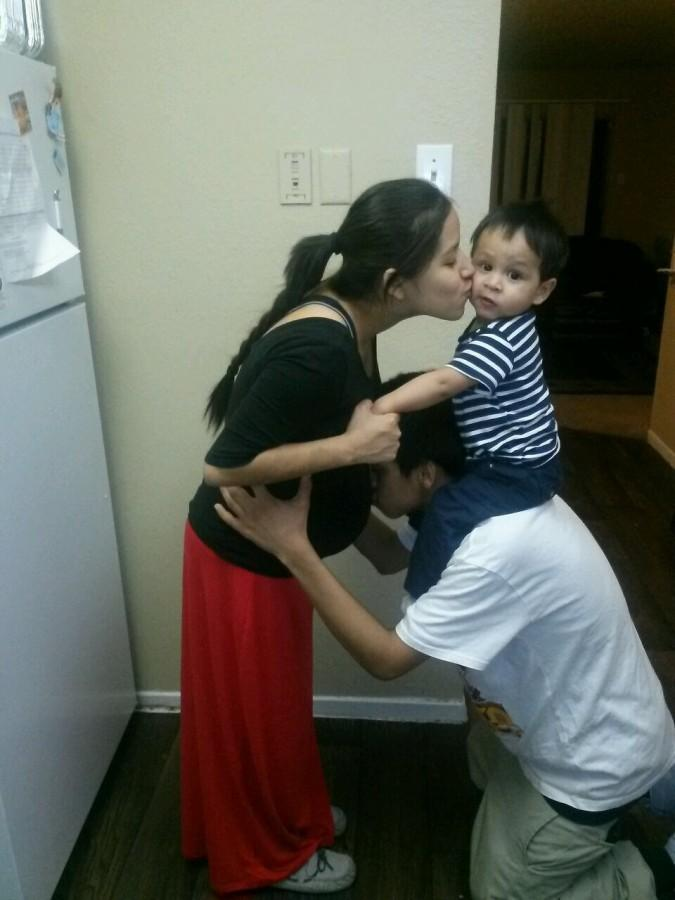 Perez was able to move in with her boyfriend and her baby for two short months and said she enjoyed her time with both of them.  I loved being with my boyfriend and living with him and my baby, Perez said.