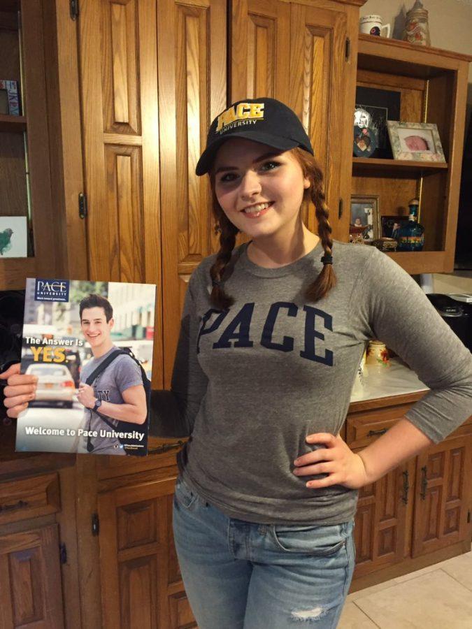 Katey Miller, Pace University