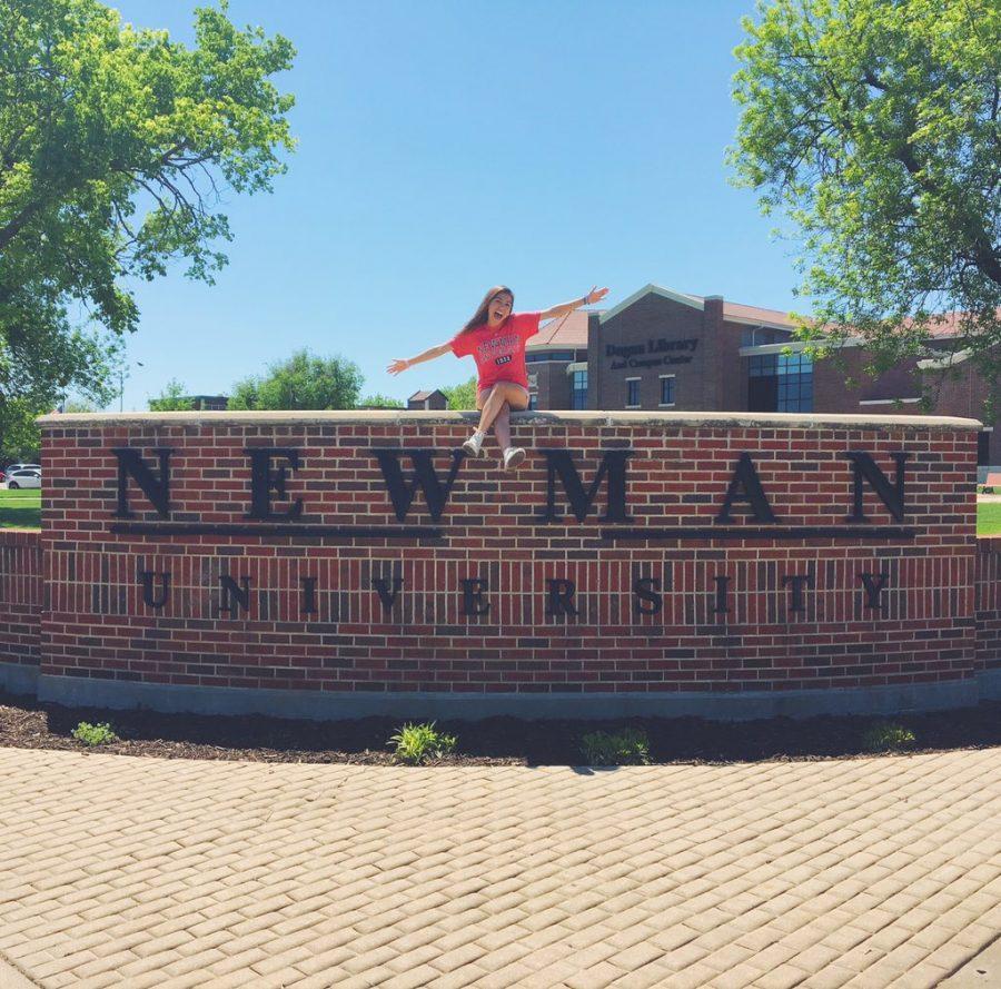 Kathryn Crouse, Newman University