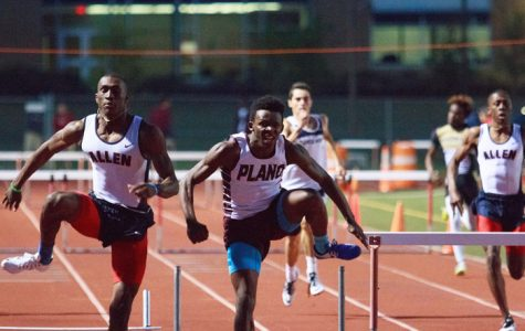 Track and field prepares for state meet
