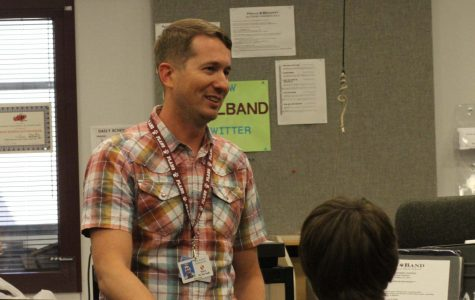 Band staff gains new teacher