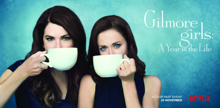 Gilmore Girls is back and on Netflix (courtesy of Netflix)
