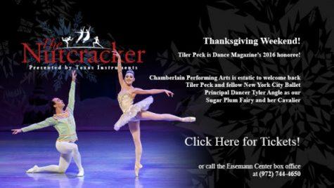 Chamberlain Ballet presents holiday classic