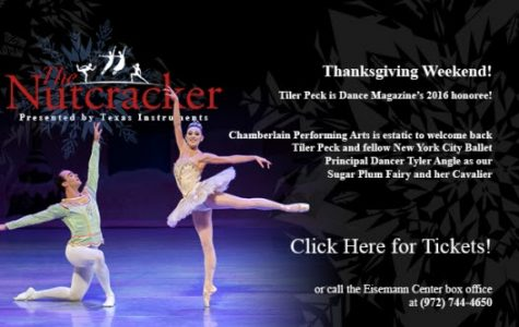 Chamberlain Ballet presents holiday classic
