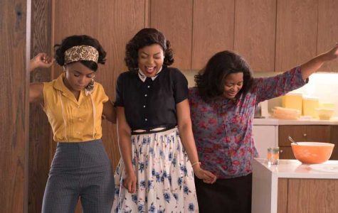 Photo courtesy of Hidden Figures Official website